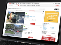 Realtor.com Search Results Experience