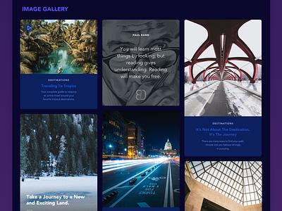 Gallery View vector design retina ui kit image gallery gallery ux ui