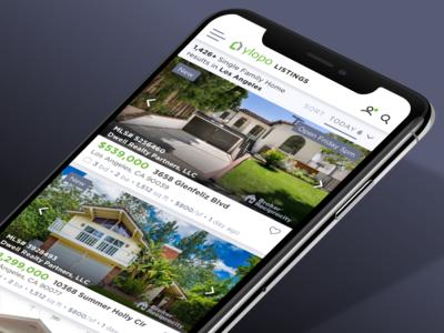 Ylopo Home Search Desktop & Mobile