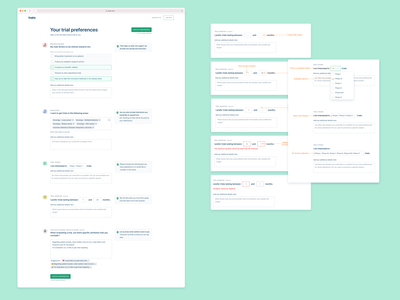 1-page form spec mad libs form product design
