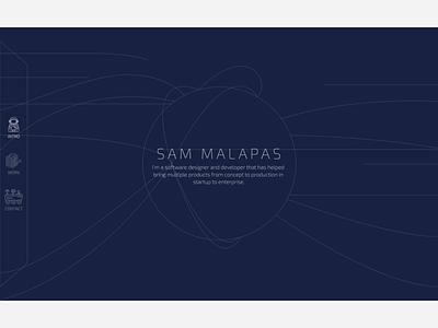 Portfolio framer figma tailwindcss nextjs reactjs css ux ui typography ui design minimal flat design