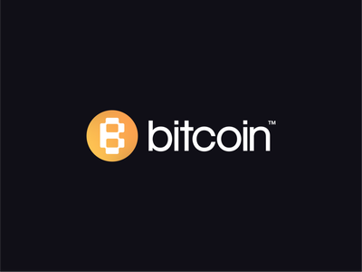 Bitcoin Logo Redesign typography design data digital b letter network connect concept redesign icon mark branding logo ripple litecoin wallet cryptocurrency crypto bitcoin