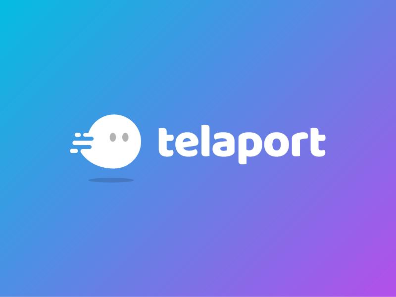 Telaportlogodribbble2