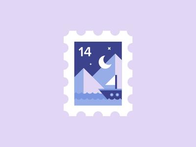 Stamp ⛵
