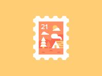Stamp 🏡