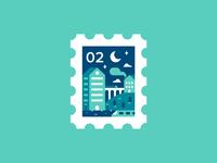 Stamp 🚝