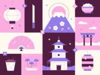 Japan 🍜🏮🌸
