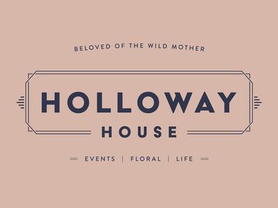 Holloway House Identity