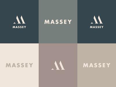 Massey Logo Variations