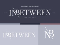 In Between Identity // Logo Variations