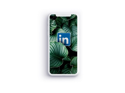 Linkedin Splash app mobile app mobile ui visual art visual design visual mobile design mobile linkedin brand uidesign ui art illustration branding animation ux sketch design ui design ui