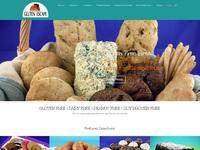 Gluten Escape Website Capture