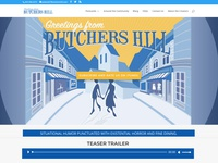 Greetings From Butchers Hill Podcast Website