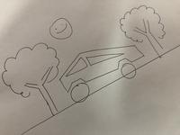 Tesla truck design sketch car