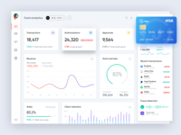 Card Analytics Dashboard