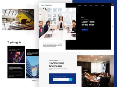 Lawyers website design