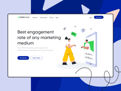 Text Marketing Automations Platform - SMSBump