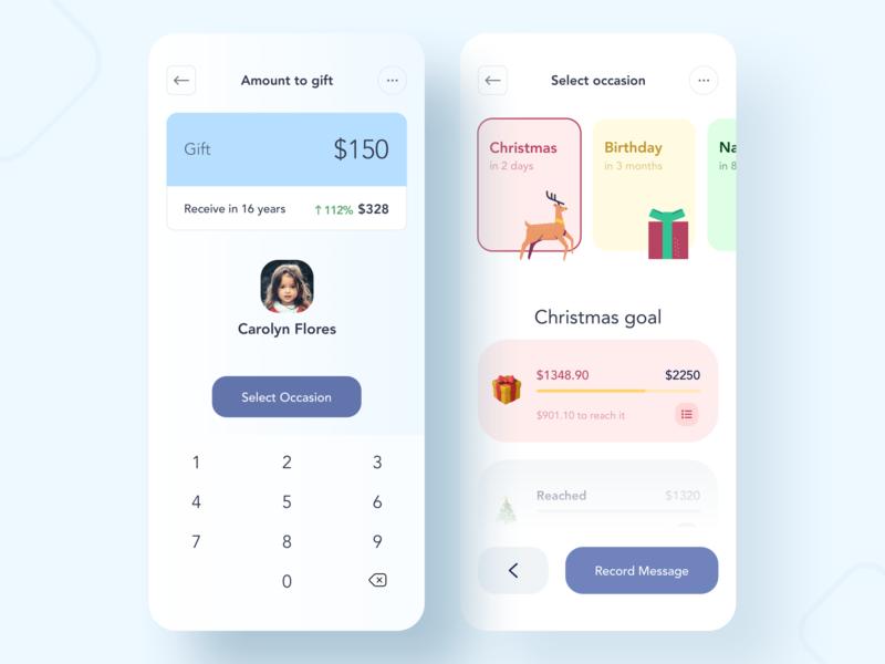 Startup financial platform for kids
