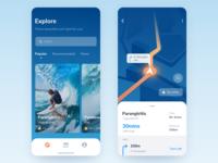 Surf Spot App Exploration