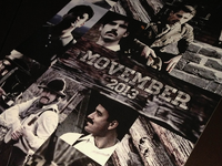 Movember 2013 Calendar