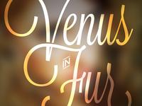 Venus in Fur Theater Poster