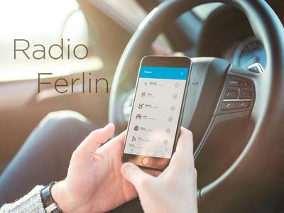 Mobile app Radio Ferlin