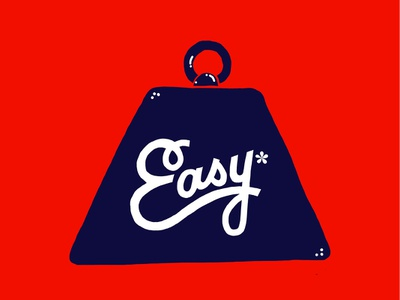 Easy* illustrations lettering cartoon editorial art editorial illustration art typography type drawing illustration illustrator