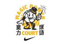 MagicPower Court