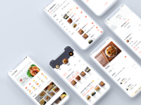 A platform for food ordering and living services