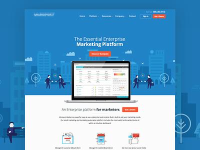 Marketing Platform website vordik marketing platform platform marketing