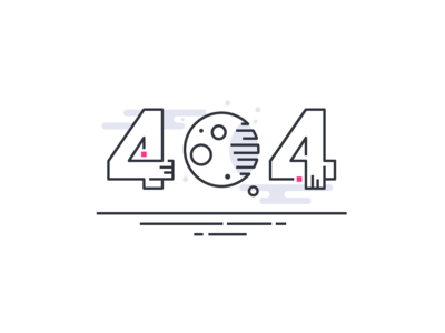 404 page icon