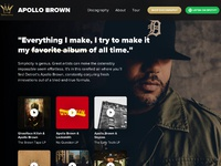 Apollo brown full