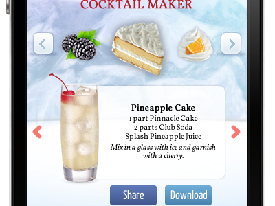 Vodka Cocktail Maker vodka girly cocktail pinnacle share download georgia