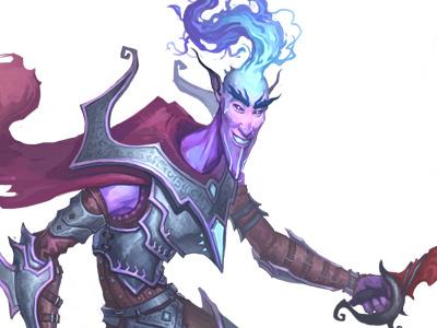 """Duelist"" pathfinder character gameart fantasy characterconcept"