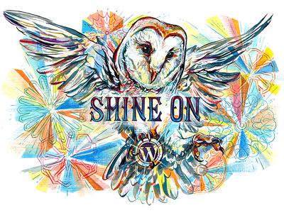 Shine On Owl for Wordpress