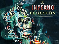The Inferno Collection book cover