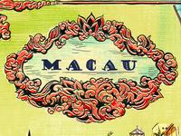 Macau Lettering