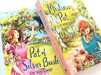 L.M. Montgomery - Pat Book Covers