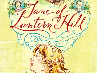 Jane of Lantern Hill: Book Cover