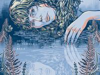 Joni Mitchell's BLUE