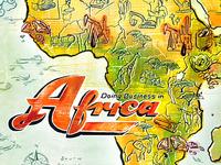 Africa Magazine Cover