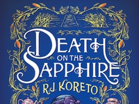 Death on the Sapphire / Book Cover
