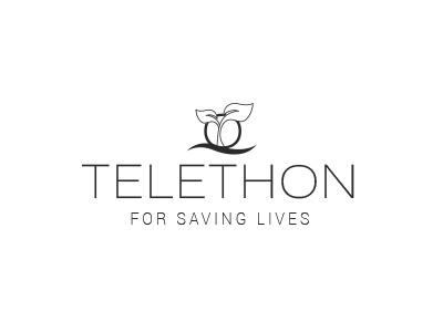 Telethon Logo logo nature tree green life