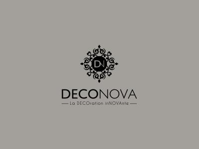 Deconova logo letter event