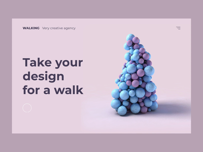Walking Agency - concept design