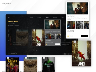 Smart Suggestion for TV design product design web app interactive design interaction design ux uiux ui ux design ui design