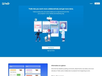 Trello Redesign daily ui mobile app app design app product design ux design ui design ux ui interaction design