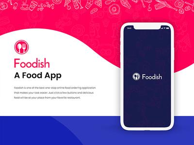 Food Order Application UI