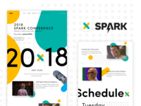 Spark Conference Website