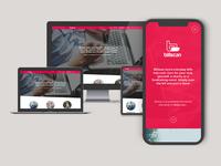 Billscan Mobile First Website